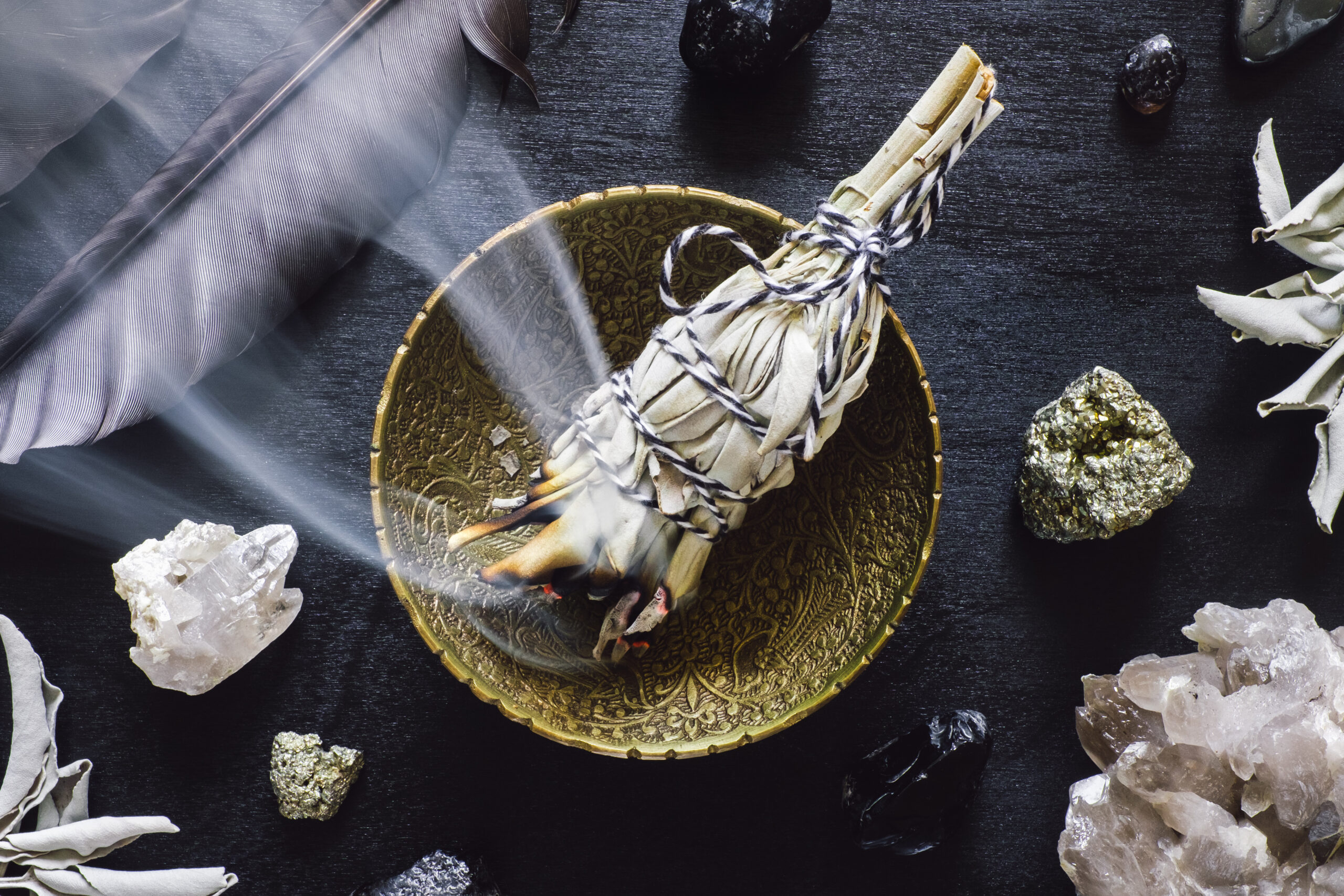 WTF is Smudging and why you should try it NOW